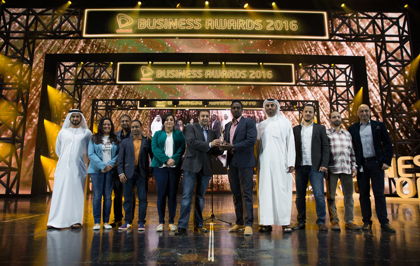 Corporate Events, Awards| Annual Business Awards Etisalat