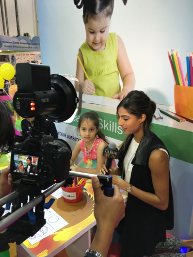 Event planning company | Brand activations | Mother & Baby Show, Danone Nutricia events in UAE