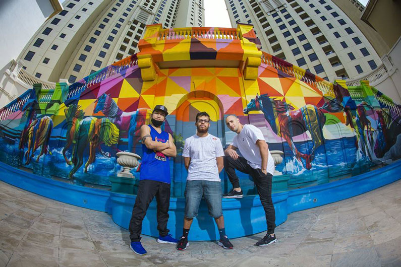 Event planning company | Brand activations | Redbull event in UAE