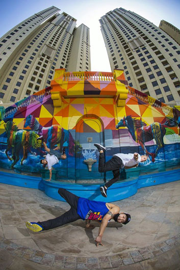 Event management company | Brand activations | Redbull event management in UAE