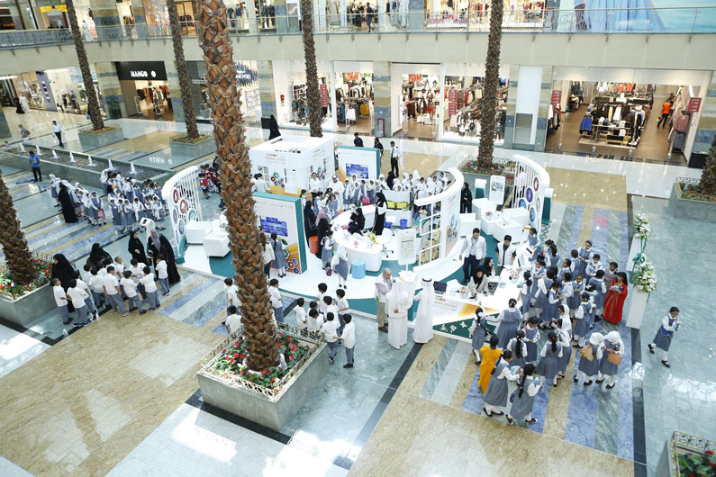 Event Management Company | Brand activations | World Energy Day by DEWA events in UAE